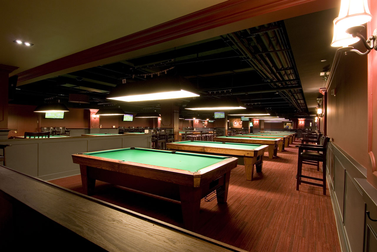 Society Billiards Amp Bar Cws Architecture P C